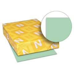 Neenah Paper 49161 Exact Index Card Stock, 90lb, 8 1/2 x 11, Green, 250 Sheets (49161 Index)