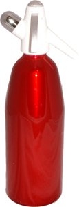 Mosa - Soda Siphon - Red (1 liter) by Mosa