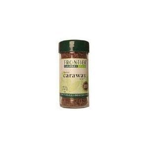 Frontier Caraway Seed Whole 1.90 OZ (Pack of 9) by Frontier