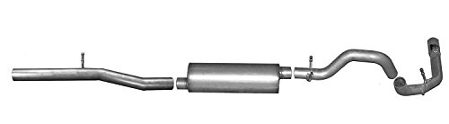 Gibson 315629 Single Side Aluminized Cat-Back Exhaust System