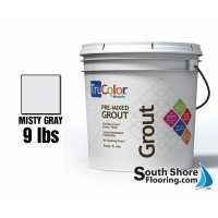 MISTY GRAY GROUT TRUCOLOR 9#
