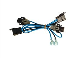 amazon com wire harness for ezgo golf cart head light bar lgt wire harness for ezgo golf cart head light bar lgt 109 to connect bulbs
