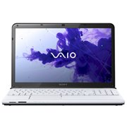 "Sony VAIO SVE151190X 54295657 15.5"" Notebook (2.5GHz Intel Core i5-3210M 6GB RAM 500GB HDD DL DVD-RW Windows 7 Premium)"