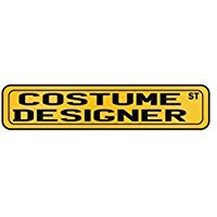 Wall Street Costume Designer (Costume Designer St - Occupations - Street Sign [ Decorative Crossing Sign Wall Plaque ])
