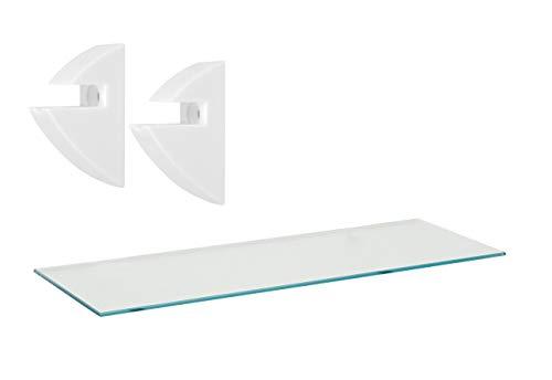 Prateleira Suporte Prat K Branco 8X10X60cm