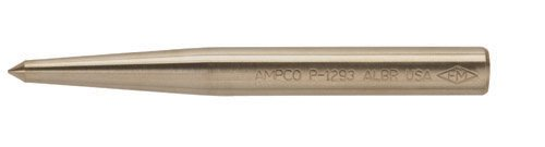 Center Corrosion Resistant 15//16 Diameter Ampco Safety Tools P-1296 Punch Non-Magnetic Non-Sparking