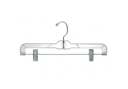 100-NEW-Pant-Skirt-12-Junior-Clip-Clothes-Hanger