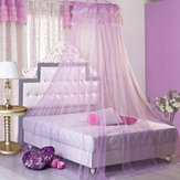Bonk Earnings - Elegant Lace Hanging Bedding Mosquito Net Dome Princess Bed Canopy Netting - Hump Profit Seam Web Sack Intercourse Take-Home Eff Income Love Laid Reticulation - 1PCs by Unknown (Image #7)