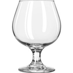Libbey Glassware 3705 Embassy Brandy Glass, 11 oz.-12 oz. (Pack of 24) For Sale