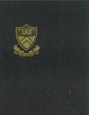 (Reprint) Yearbook: 1955 Princeton University Bric A Brac Yearbook Princeton - Nj Princeton Stores