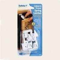 Safety 1st 48447 Spring Latches