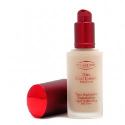 Clarins True Radiance Foundation Light Reflecting Oil Free 03 30ml / Soft Ivory Clarins Soft Foundation