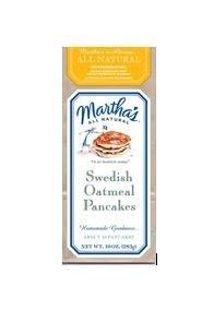 (MARTHAS Swedish Oatmeal Pancake Mix, 10 OZ)