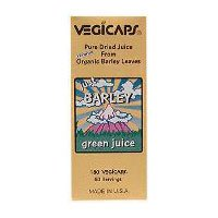 Pure Planet Just Barley, 180 Count (Barley Grass Capsules)