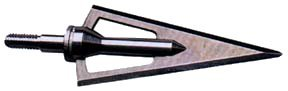 Vision Quest 21703 Steelforce Premium 125gr 2-Blade, 3 ()