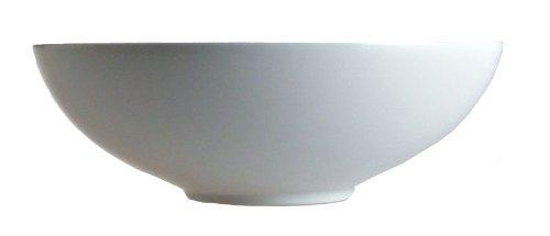 Alessi Mami 7-1/4-Inch Bowl, White Porcelain