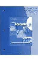 Working Papers, Chapters 17-24 For Gilbertson/Lehman's Century 21 Accounting: Multicolumn Journal, 9th