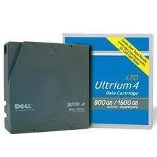 Dell XW259 LTO-4Ultrium-4 800GB/1.6TB Data Cartridge Tape from Dell Computers