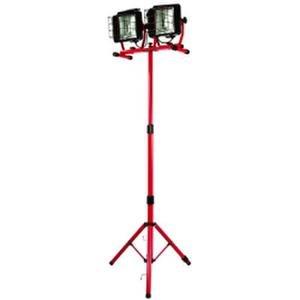 Bayco SL-1082 1500-Watt Convertible Tripod Tower Halogen Work Light