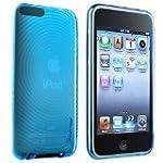 eForCity Crystal Soft Gel Case for iP...