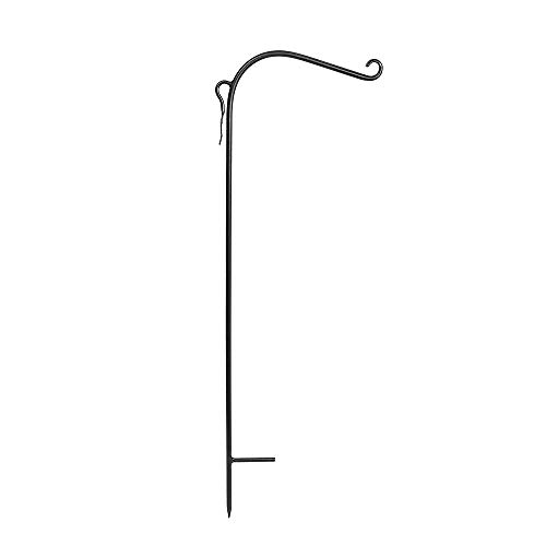 (Achla Designs Shepherd's Hook Yard Pole, 42-in Single (PYS-01))