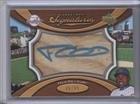 Spot Pie (Felix Pie #36/99 (Baseball Card) 2007 Sweet Spot - Signatures Bat Barrel - Ash Blue Ink #SS-FP)