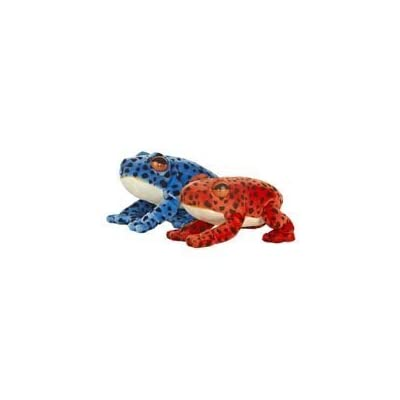 "8"" Poison Dark Frog Assortment - 1 Frog Per Purchase: Toys & Games [5Bkhe0901858]"