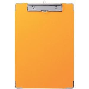 生活日用品 (まとめ買い) カラー用箋挟 A4タテ Y-56C-50イエロー 1枚 【×15セット】 B074JNPXDH