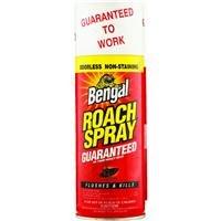 Bengal Chemical Roach II, 9 oz