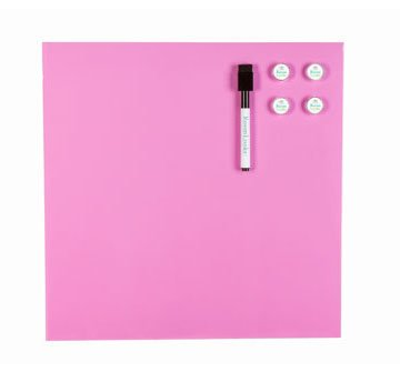 roomlookz-magnetic-dry-erase-wallboard-14x14-pink
