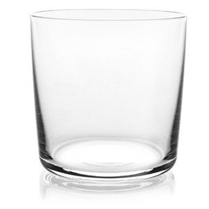Alessi Glass Family Water/Long Drink Glass - Set of 4