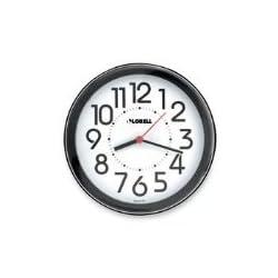 Lorell 8.5 Radio Controlled Wall Clock