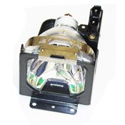 Electrified LV-LP10 6986A001 / POA-LMP31 Replacement Lamp with Housing for Canon Projectors (Lv Lp10 Replacement)