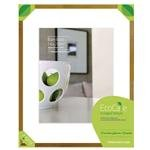 CONTEMPORARY Bamboo Natural-stain 4x6 frame by EcoCare - 4x6 ()