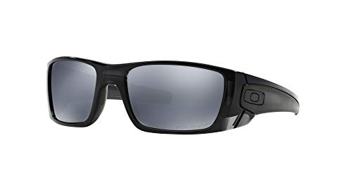 Oakley Gafas de Sol STRAIGHT JACKET 9096 909683 Negro: Amazon.es ...
