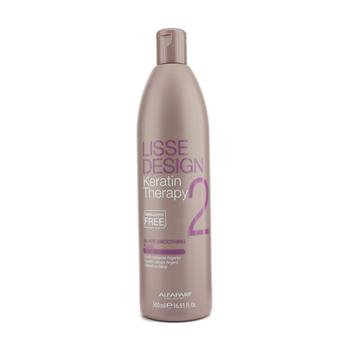 AlfaParf Lisse Design Keratin Therapy Silver Smoothing Fluid (For Blonde / Highlighted Hair) 500ml/16.91oz
