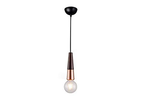 Chandelier Personnalité créative Suspension simple au plafond Suspension Lumière Décorative Chambre Salon Cuisine Bureau (Taille  Tête simple)