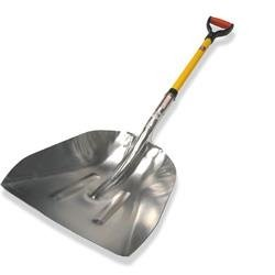Neiko Tools Big Scoop Aluminum Snow Shovel with Soft Grip Handle by FindingKing