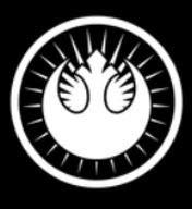 (Makarios LLC New Jedi Order Star Wars Cars Trucks Vans Walls Laptop MKR| White |5.5 x)