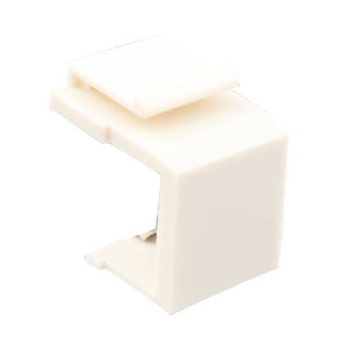 Construct Pro Blank Keystone Snap-in (Pack of 10 | Light Almond)