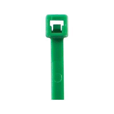 Box King CT444A 40# Cable Ties, 8 Length, Green by Box King   B0153I55YE