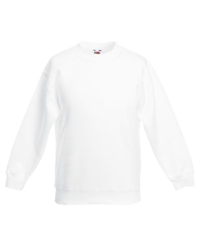 Fruit of the Loom - Sweat à capuche - Femme petit -  Blanc - Blanc - XXL