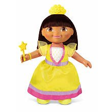 Fisher Price Talking Fairytale Adventure Dora the Explorer Doll
