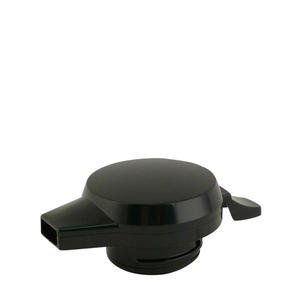 Service Ideas Black Push Button Lid (15-0241) Category: Thermal Beverage Server (Server Push Button Black)