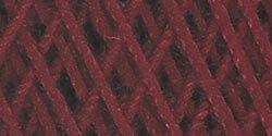 Bulk Buy: Aunt Lydia's Crochet Cotton Classic Crochet Thread Size 10 (3-Pack) Burgundy 154-492