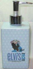 - Precious Kids 53005 Elvis Ceramic soap Dispenser