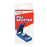 Acu-Life Pill Splitter, 1 each by Acu-Life (Pack of 3)