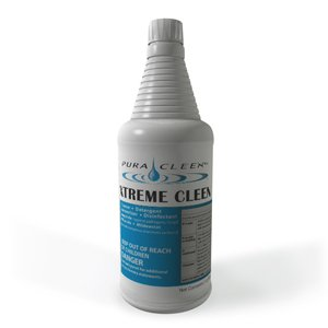 Xtreme Cleen Sanitizer Concentrate - Makes 16 Gallons - 32 oz