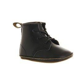 Martens Unisex Zapatos Negro Dr Auburn Bebé Lamper White negro 7dOzTCq