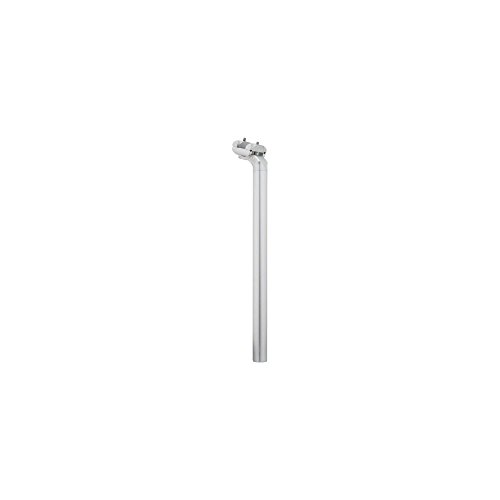 Paul Tall and Handsome Bicycle Seatpost (Anodized Silver - 27.2 X 360mm - 26mm Setback) by Paul